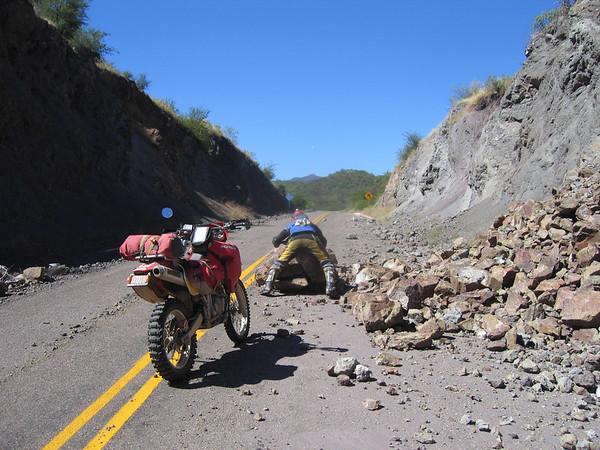 Pandilla Terraceria  to Copper Canyon - 2006